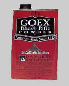 1 pound container of Goex